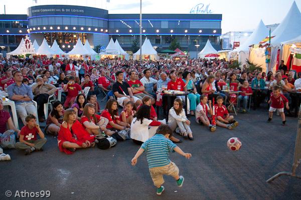 Pour que Genève organise la finale de la Coupe de Suisse de football