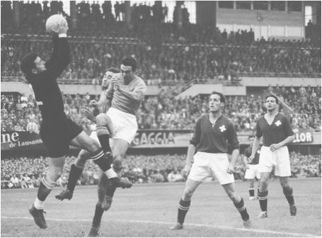 L'équipe de Suisse et la Coupe du Monde de football – Partie 2: Suisse-Autriche 5-7, 26 juin 1954