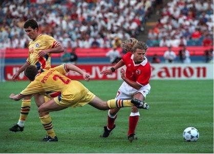 L'équipe de Suisse et la Coupe du Monde de football – Partie 3: Suisse-Roumanie 4-1, 22 juin 1994