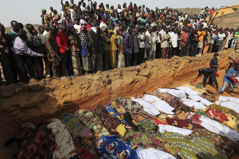 Nigéria : la tardive et touchante mobilisation internationale