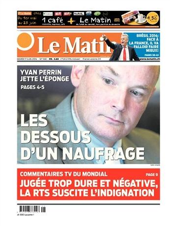 © Le Matin