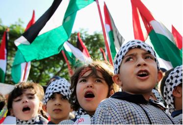 La fécondité en Palestine : faites l'amour pour la guerre