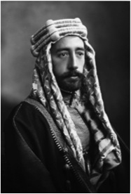Fayçal, fils du Chérif Hussein (13)