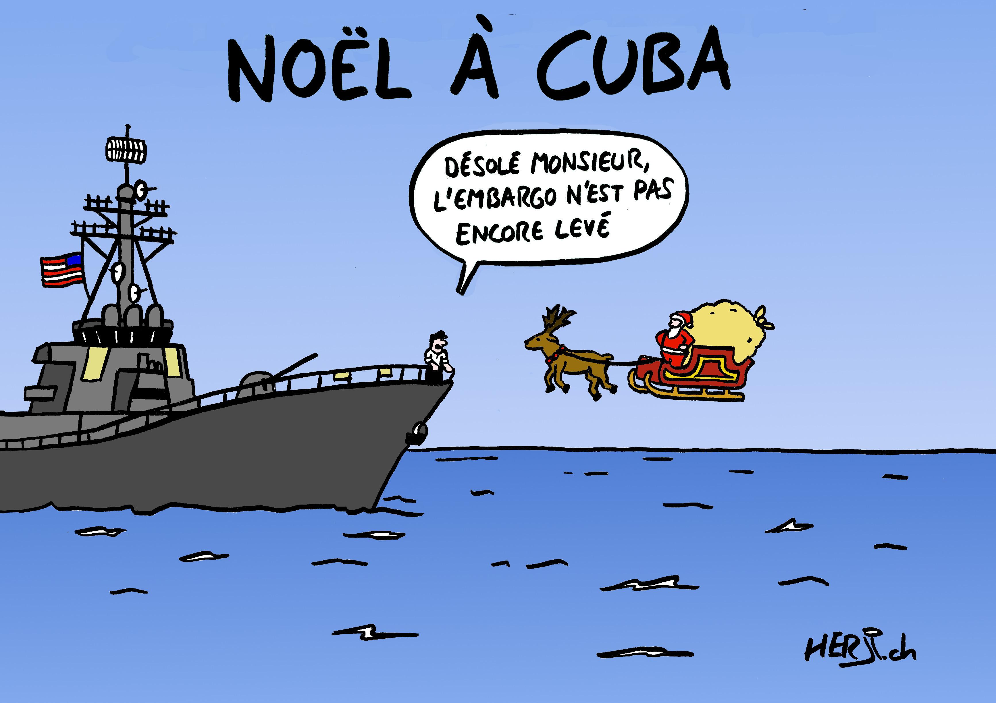 Noël à Cuba