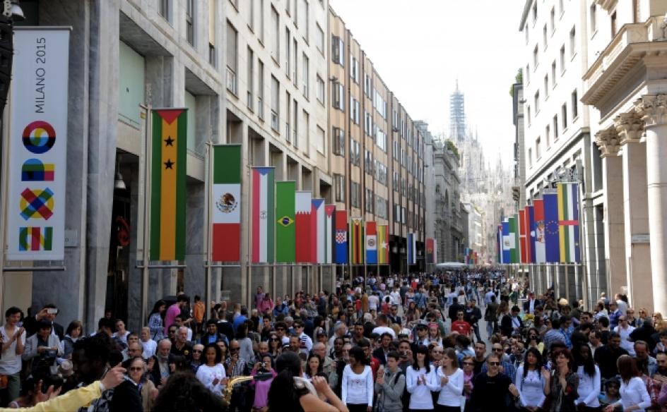 En 2015, cap sur Milan