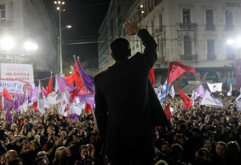 Syriza's victory in Greece: anti-austerity for everyone
