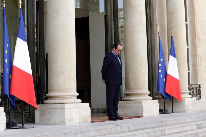 La France, de plus en plus étrangère à l'Europe