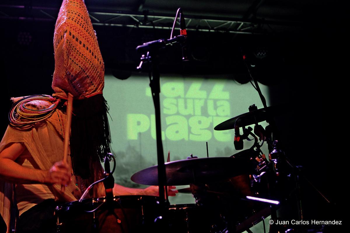 Le festival Jazz sur la Plage se met à nu