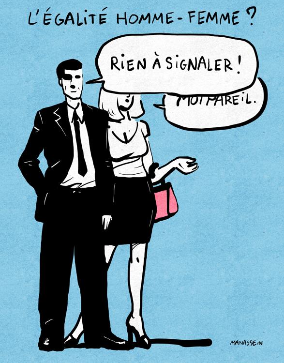 Sexisme et images : où en est-on ?