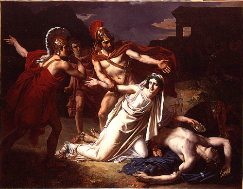sophocles antigone as an epic heroine Questions arise about antigone's role as the tragic heroine because it is creon,  not antigone, who experiences one of aristotle's conditions: a reversal of fortune .