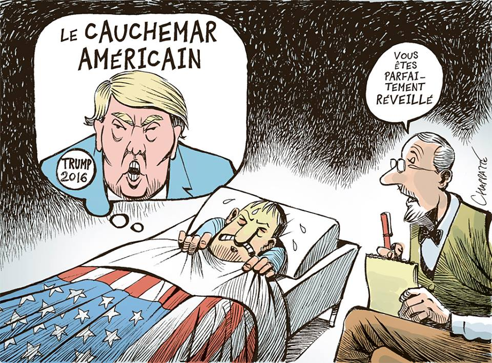Le cauchemar américain