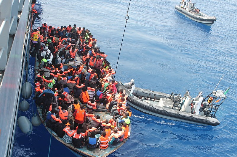 Migrants : The show must go on