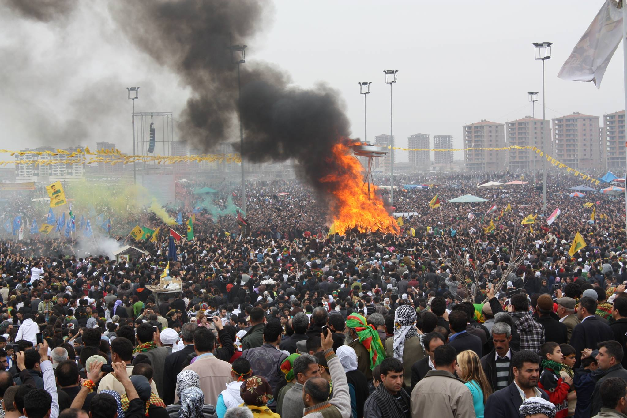 Newroz in Turkey: What symbol for tomorrow?