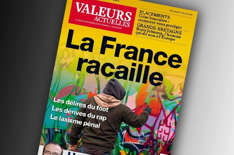 La France racaille est partout !