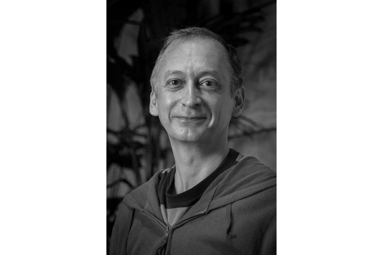 Jean-François Staszak lors du Festival international de géographie 2015 © Claude Truong