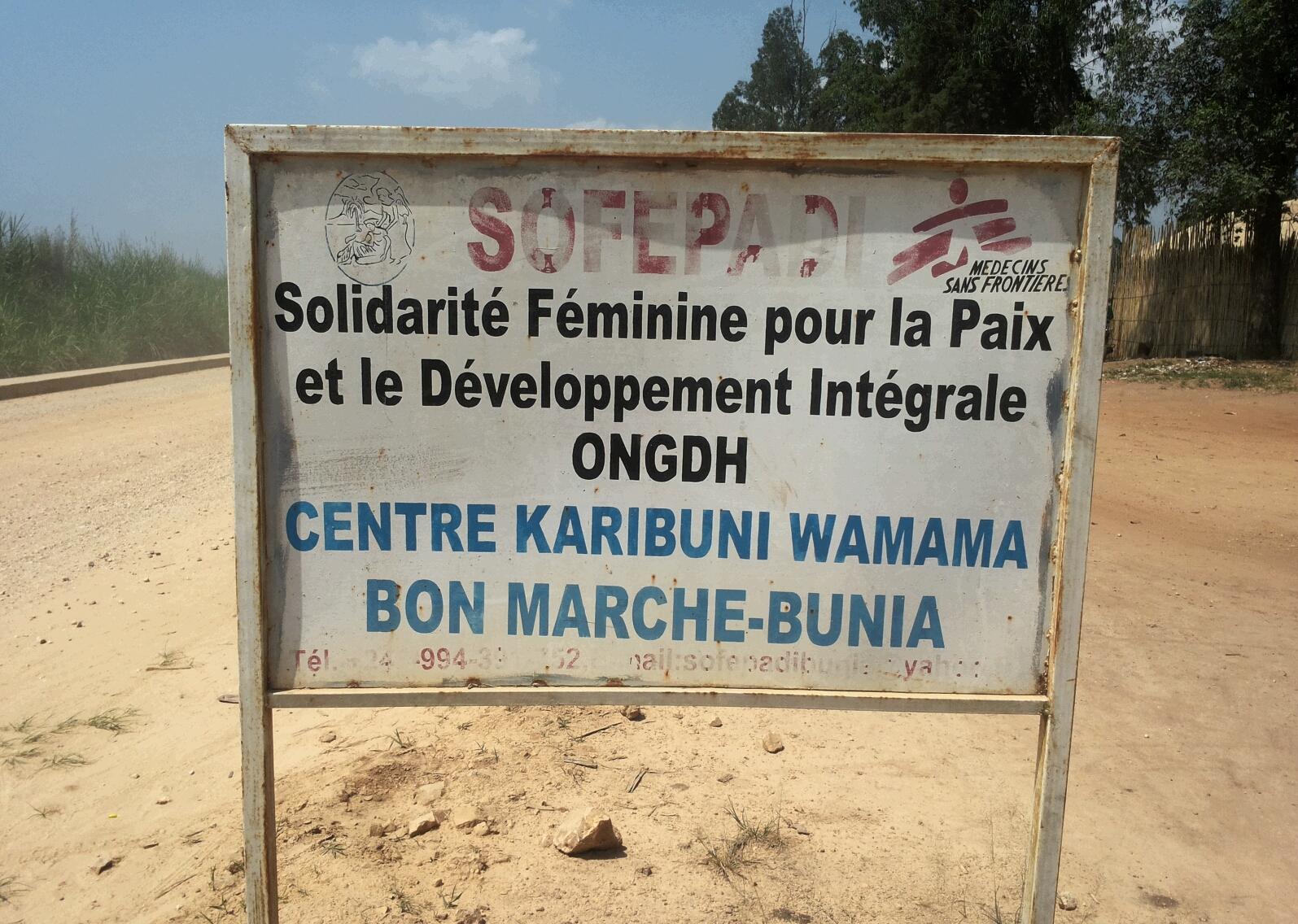 Violences sexuelles en République démocratique du Congo (1/2)