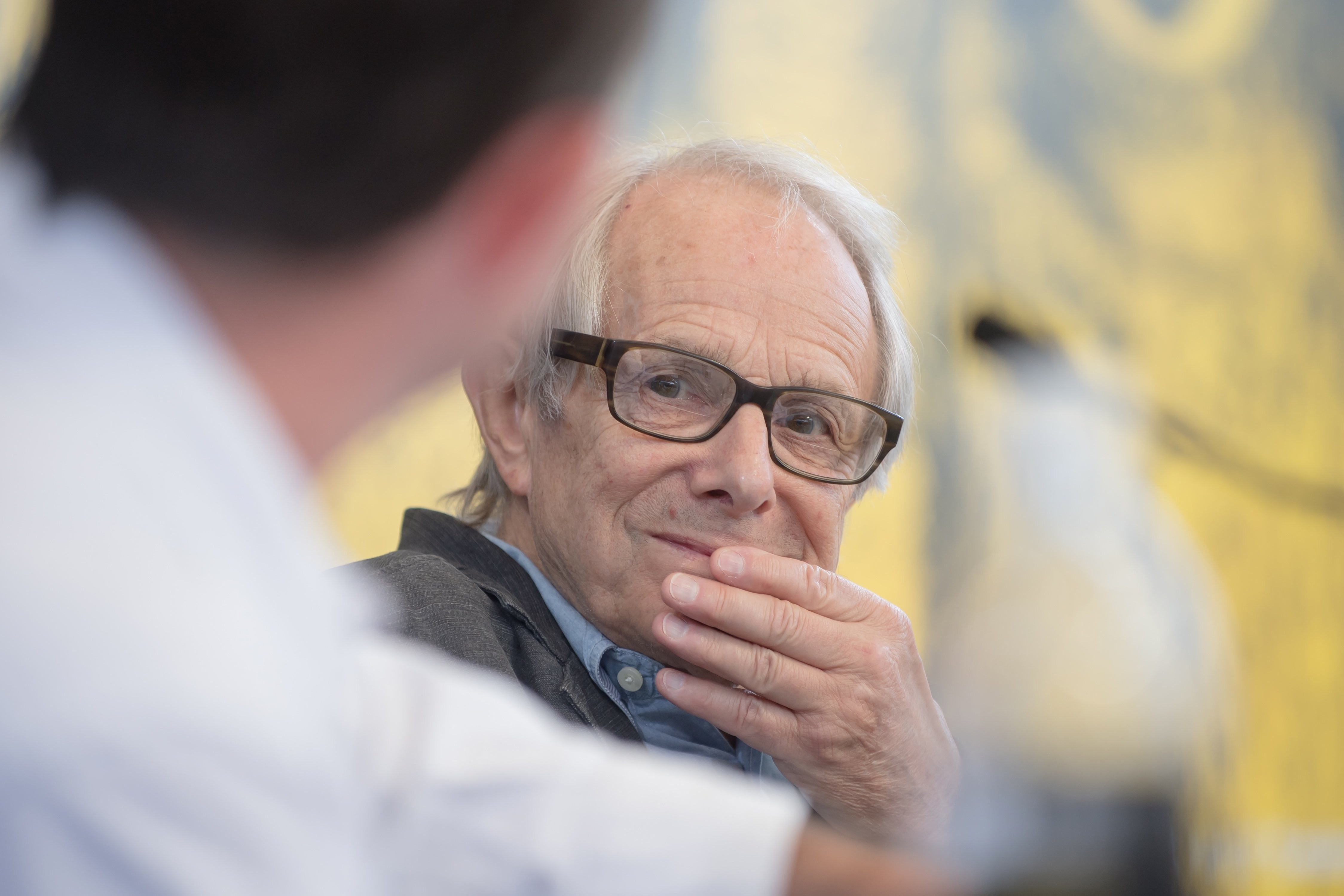 Hope lives through struggle: Ken Loach and « I, Daniel Blake » celebrated in Locarno