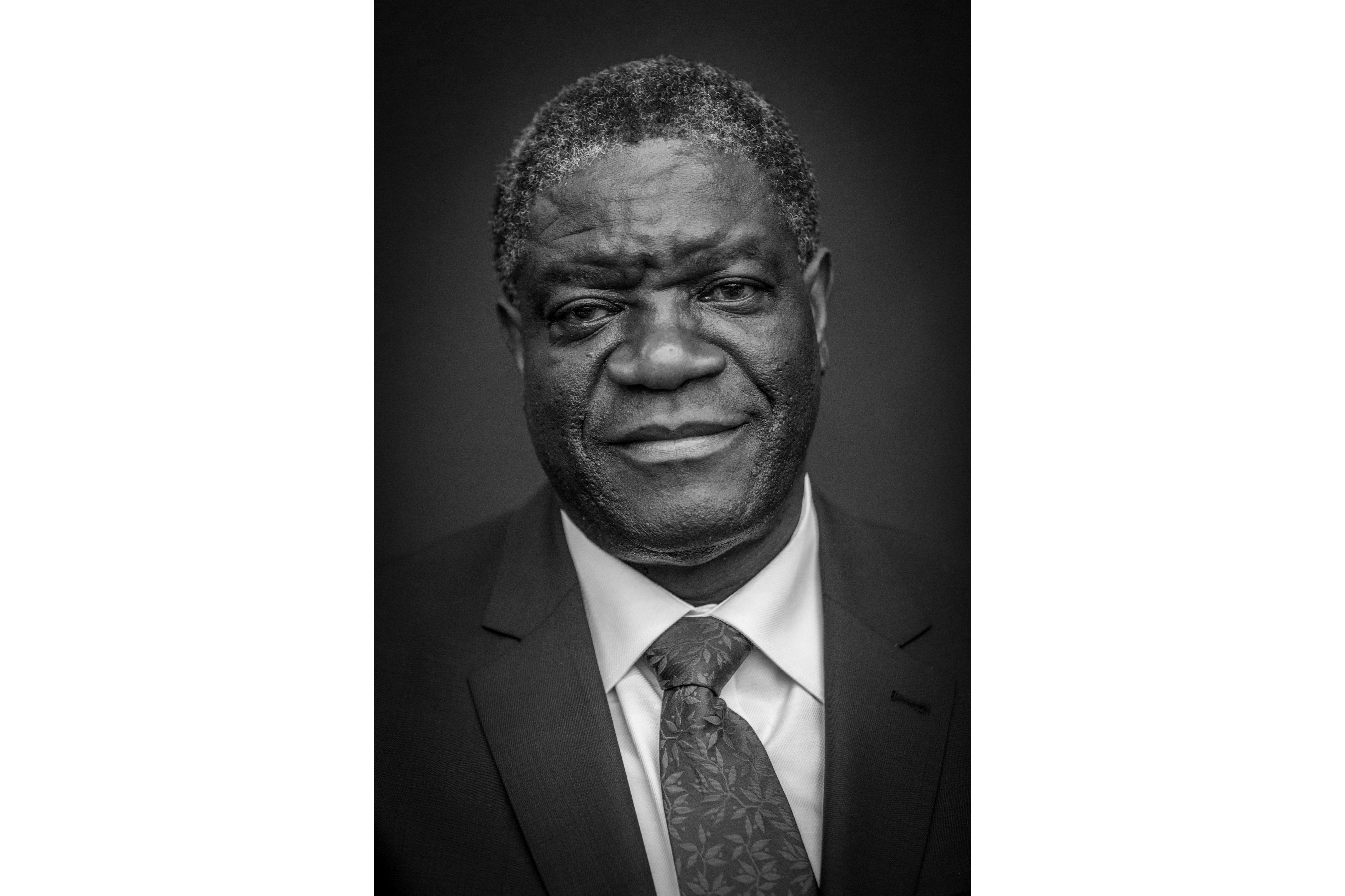 Denis Mukwege, le docteur congolais qui répare les femmes du monde entier