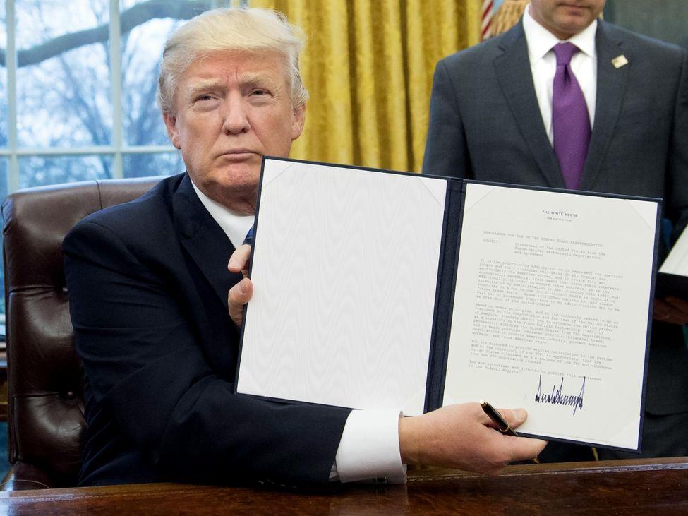 L'hystérie anti-Trump