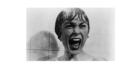 """Image tirée du film """"Psycho"""" réalisé par Alfred Hitchcock en 1960."""
