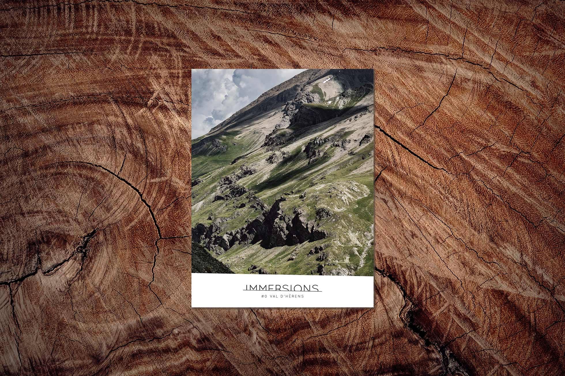 Imprimée, indépendante et locale : le pari de la nouvelle revue « Immersions »