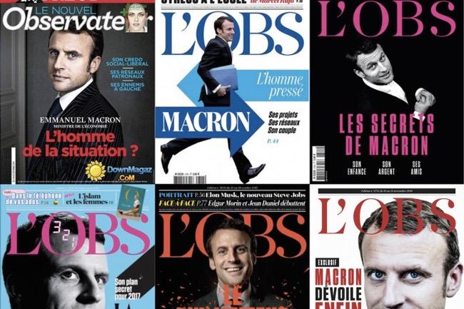 Macron, le spasme du système