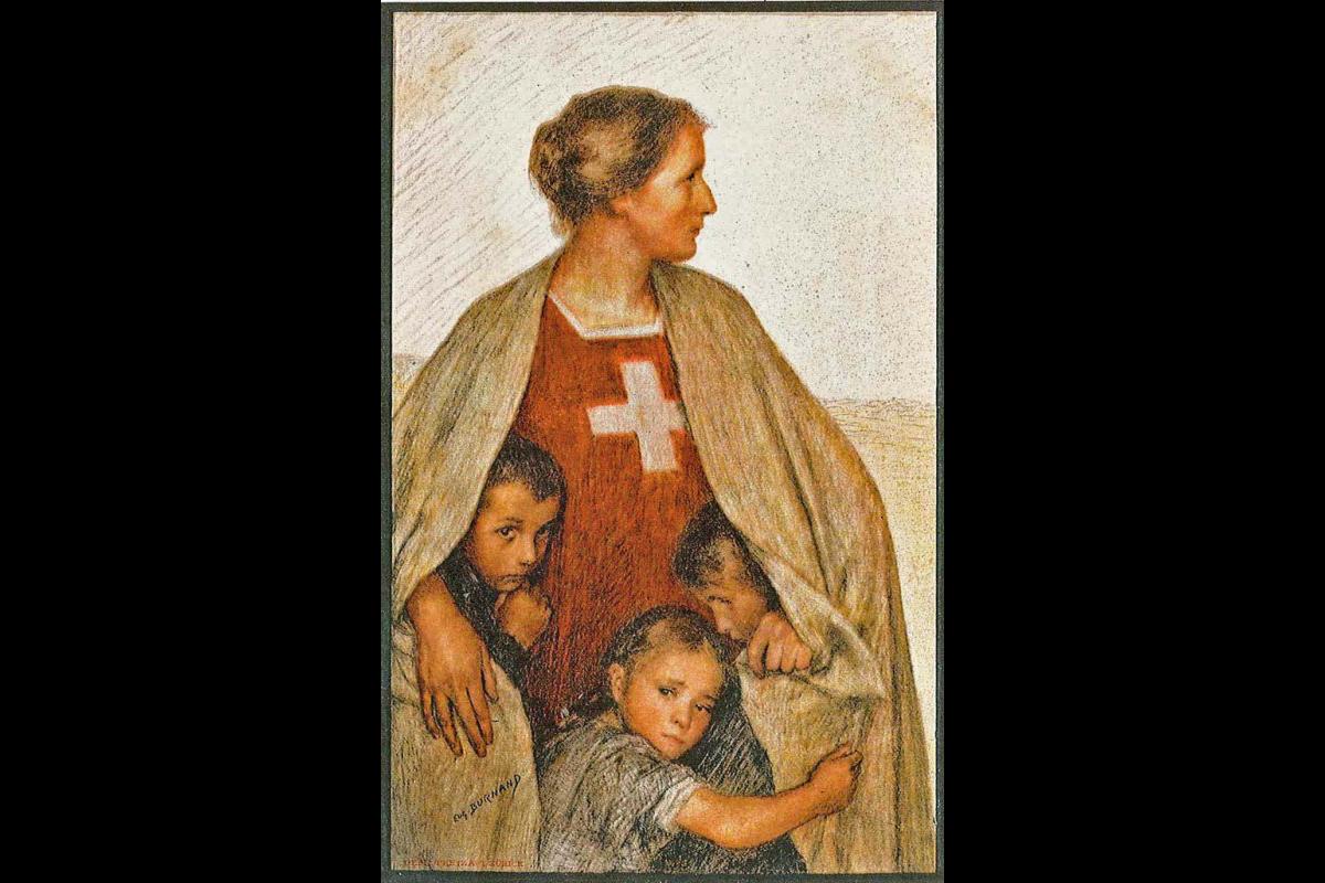 Quand Helvétie protége(ait) ses enfants