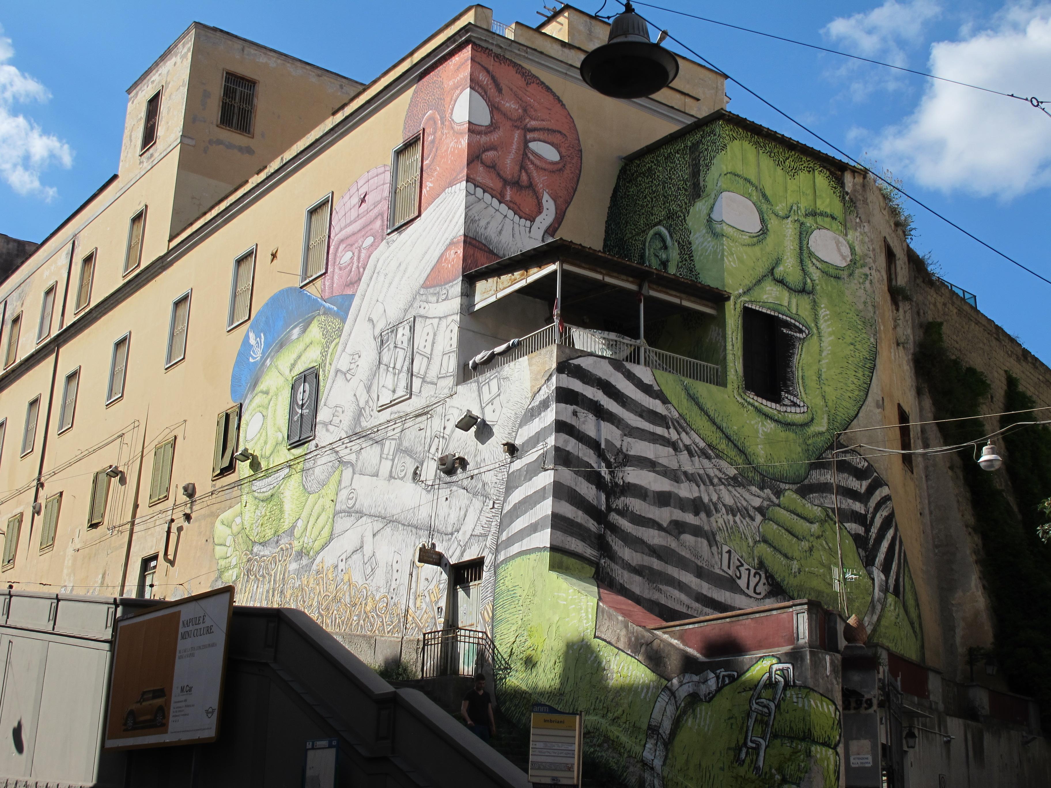Naples, laboratoire alternatif