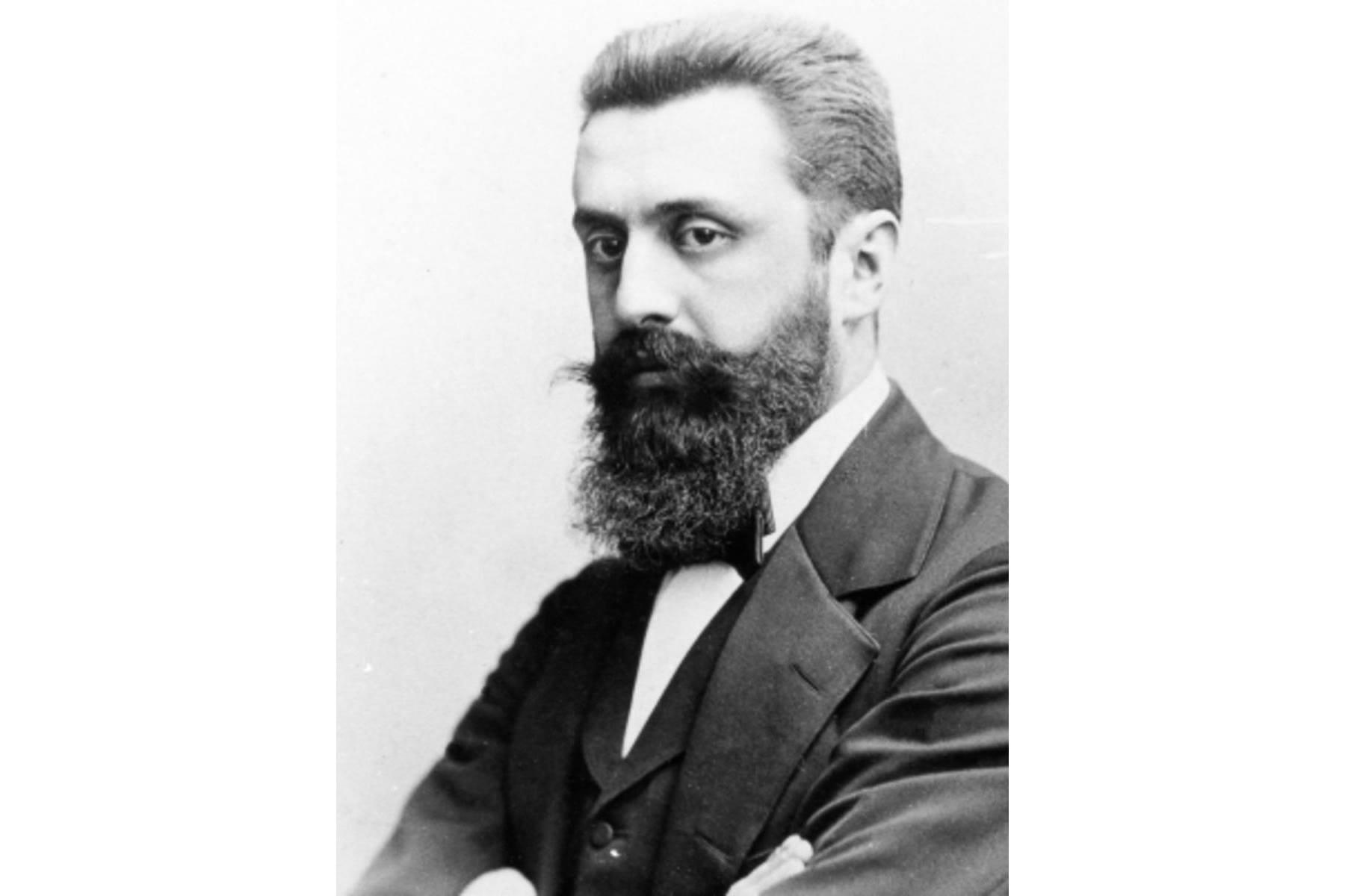 Theodor Herzl, http://en.wikipedia.org.