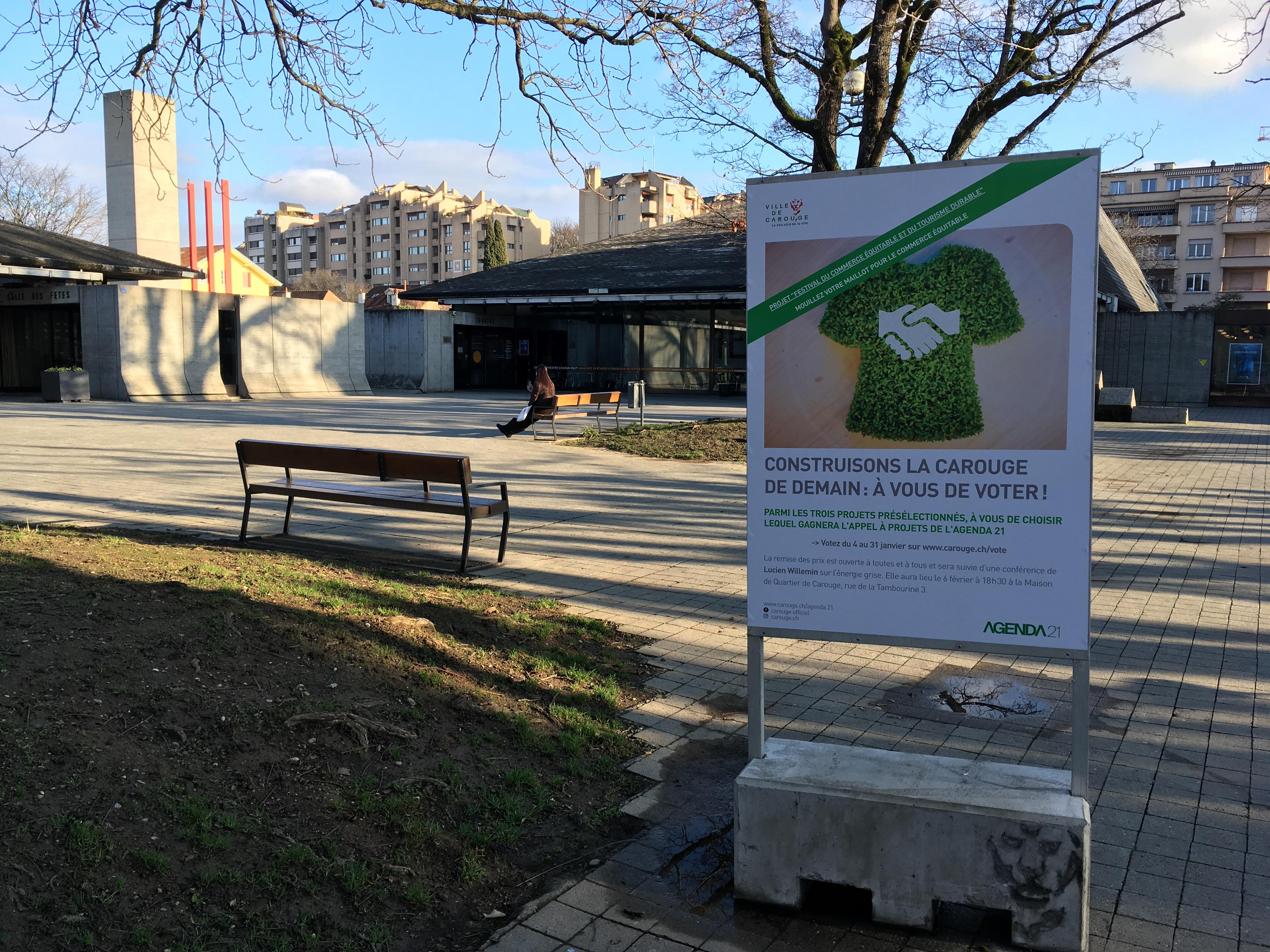 La commune de Carouge s'érige en laboratoire de la démocratie participative