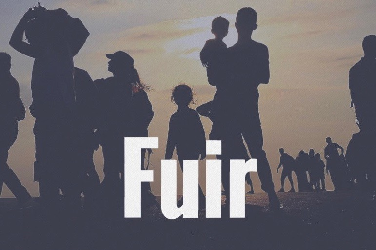 Exposition « Fuir – Flucht – Displaced »