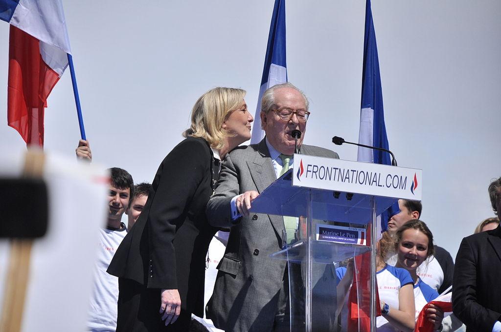 Surtout ne pas enterrer le clan Le Pen!