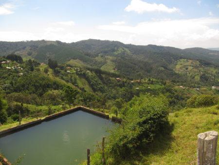 jet d'encre En Colombie, la résolution des conflits liés à l'eau passe par la gestion communautaire