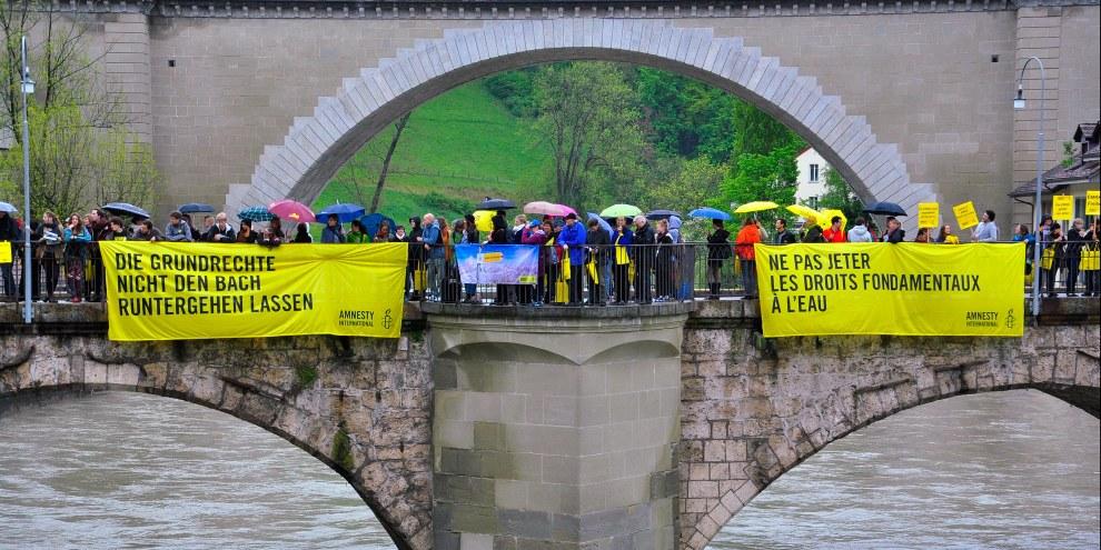 Initiative « Le droit suisse au lieu des juges étrangers » : une attaque en règle contre la démocratie