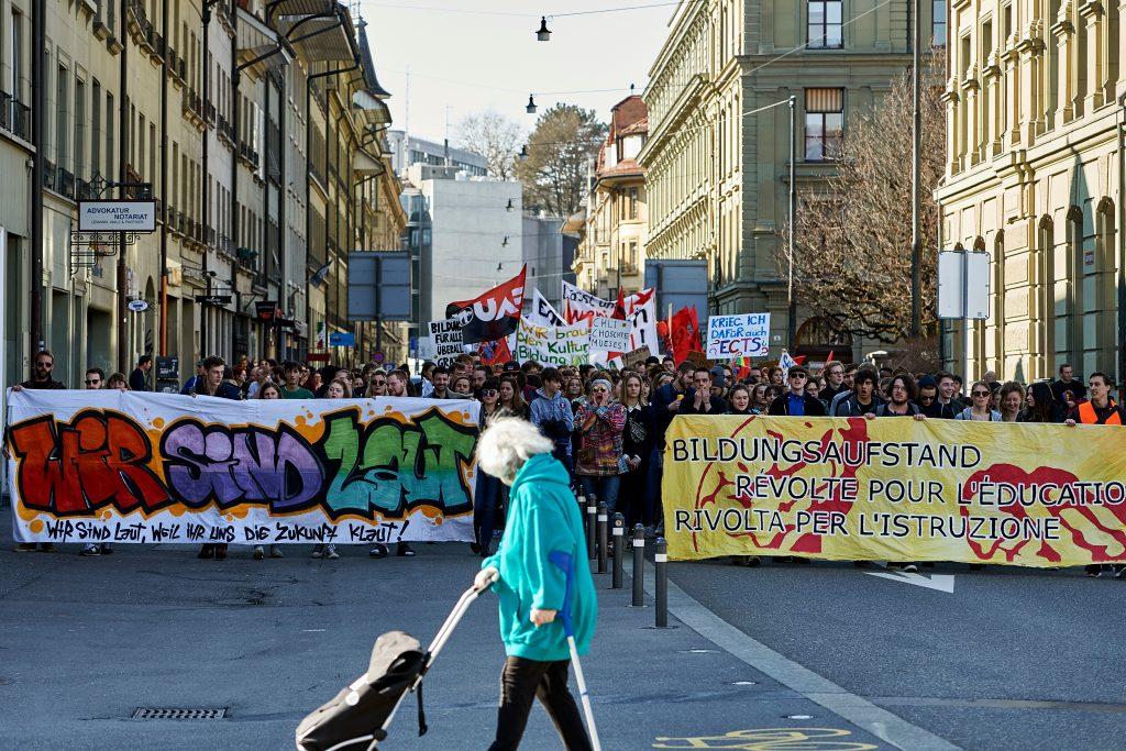 Face à la précarité estudiantine : s'organiser !