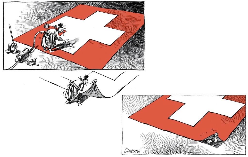 Les « sans-papiers » en Suisse