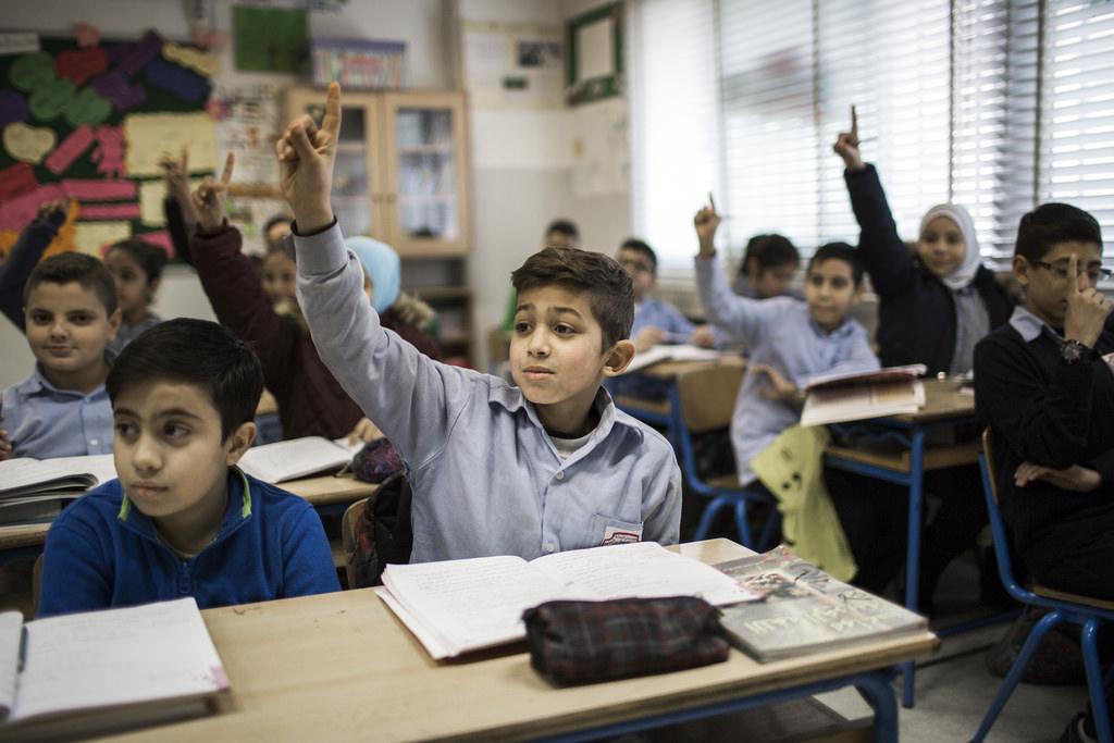 L'éducation, proie du conflit