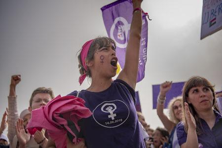 jet d'encre De la grève de 1991 à celle de 2019 : trente ans de luttes féministes