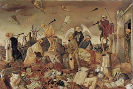 jet d'encre Pandémie, mort de la mort et philosophie des Lumières