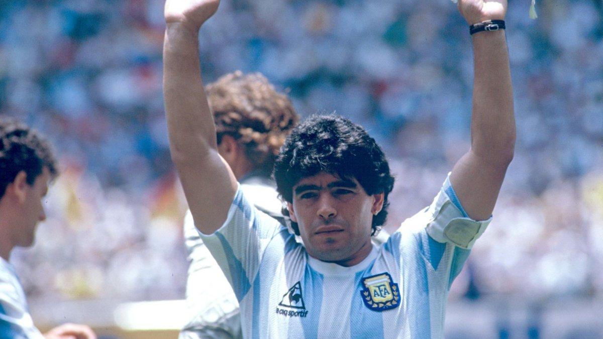Diego Armando Maradona, le mythe rebelle